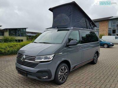 gebraucht VW California 6.1 Beach Camper Edition NAVI+ACC+SHZ+KAMERA