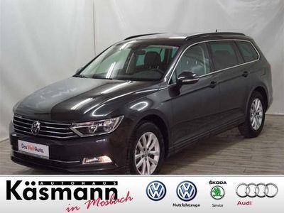 gebraucht VW Passat Variant 1.6 TDI Comfortline Navi ACC PDC FS