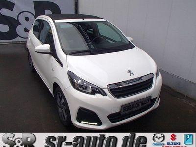 gebraucht Peugeot 108 1.0 VTi Allure