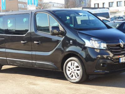 gebraucht Renault Trafic 1.6 dCi ENERGY 9 Sitzer Navi Rückfahrkame
