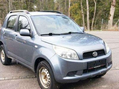gebraucht Daihatsu Terios 1,5 Benzin 4X4 Klimaanlage Euro 4