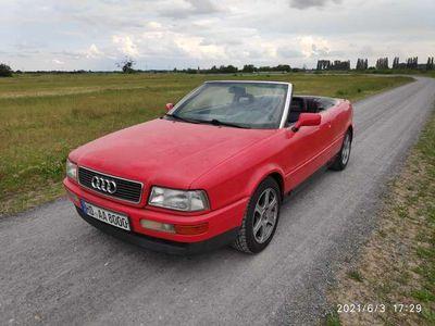 gebraucht Audi Cabriolet Euro2 TOP