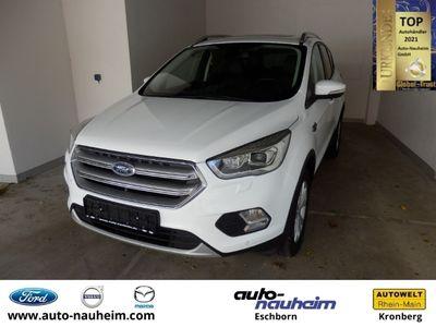 gebraucht Ford Kuga Titanium 1.5 EcoBoost++ Leder,Navi Keyless