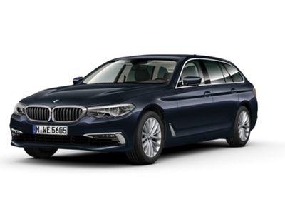 used BMW 520 d Aut Touring Luxury Li (Navi Headup Klima)
