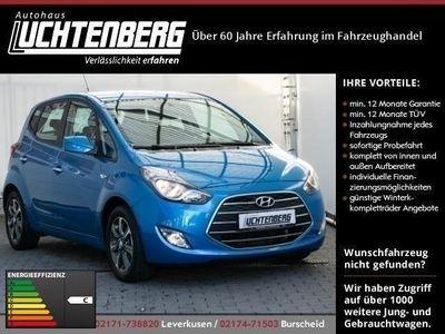 gebraucht Hyundai ix20 1.4 YES! Blue Klima SHZ Bluetooth PDC Lenkradheizu