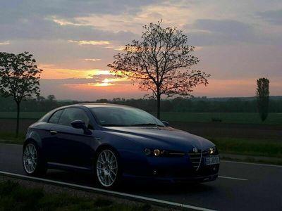 gebraucht Alfa Romeo Brera 3.2 JTS V6 24V Q4 Aut. Sky View als Sportwagen/Coupé in Harz