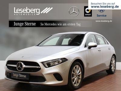 gebraucht Mercedes A250 4M Progressive/7G/LED/Navigation/PTS/SHZ