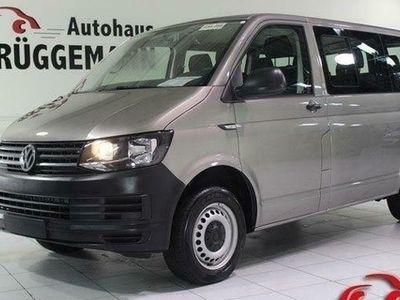 gebraucht VW Transporter T6KOMBI 2,0 TDI SCR BMT DSG 9-SITZER KR SITZHEIZUNG