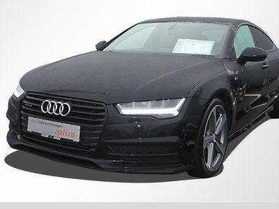 gebraucht Audi A7 Sportback 3.0 TDI competition qu. tiptr. LED Na