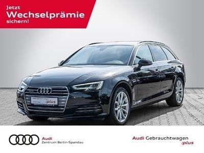 gebraucht Audi A4 Avant 3.0 TDI quattro Sport S tronic *STANDH*NAVIp