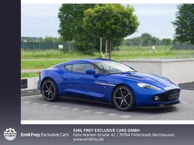 gebraucht Aston Martin Vanquish Zagato Coupe (1 of 99)