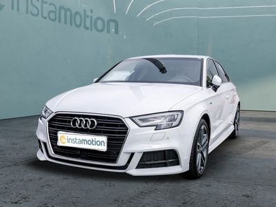 gebraucht Audi A3 A3Limousine 1.0 TFSI S line LED Navi SHZ EPH Kl
