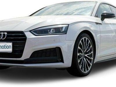 gebraucht Audi A5 Sportback A5 2.0 TFSI S Line Black Edition MMI+ LED LM19
