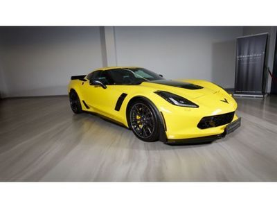 gebraucht Corvette Z06 * Handschalter *