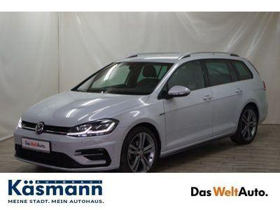 gebraucht VW Golf VII Variant 2.0 TDI Highl. R-Line LED AHK