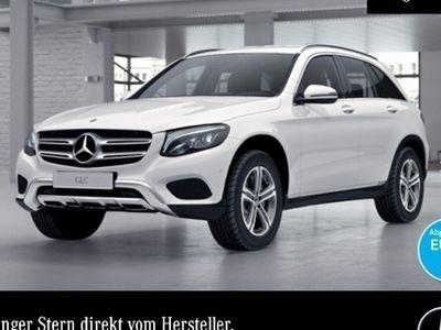 gebraucht Mercedes GLC250 4M LED Navi Totwinkel PTS Easy-Pack 9G