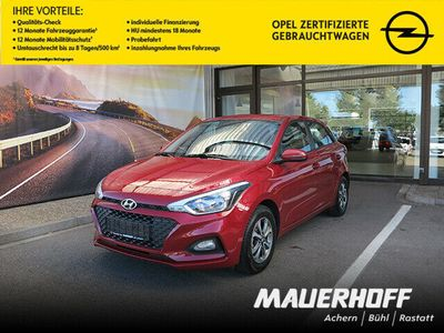 gebraucht Hyundai i20 Select | S/S | Coming Home | LM-Räder