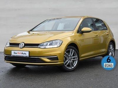 gebraucht VW Golf VII 1.4 TSI DSG Comfortline Klima+Start-Stop