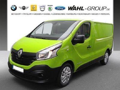 gebraucht Renault Trafic Komfort L1H1 2,7t dCi 145 EU6, AHK, Klima
