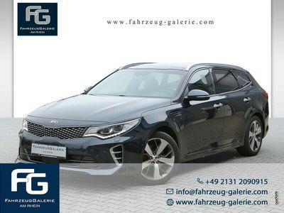 gebraucht Kia Optima Sportswagon GT Line Technologie-P Luxus-S