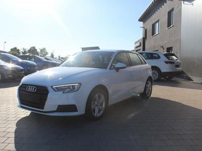 gebraucht Audi A3 Sportback 35 TFSI 150 PS-4 Jahre Garantie-Navi-Bi Xenon-Climatronic-PDC-MFL-SHZG-Sofort