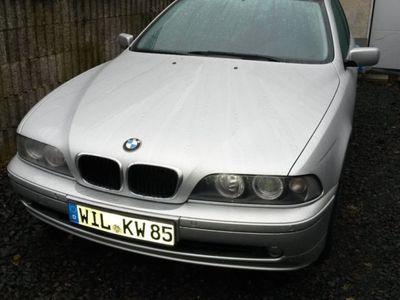 gebraucht BMW 525 i touring Edition Exclusive