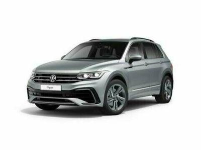 gebraucht VW Tiguan 2.0 TDI R-Line IQ