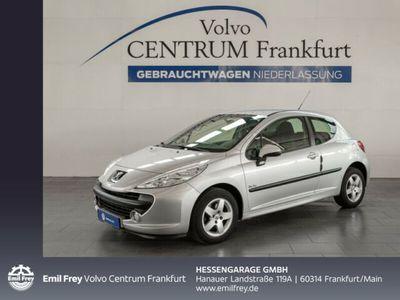 gebraucht Peugeot 207 95 VTi Urban Move Klima LMF 15'' CD
