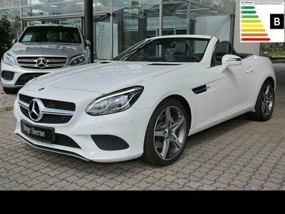 gebraucht Mercedes 200 SLCNavi+PanoDa.+Parktronic+LED+Sitzheizung