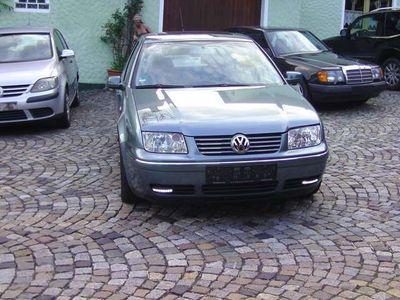 gebraucht VW Bora Special,kein Rost!!!! Klimatr. u. Schiebed. Alu,