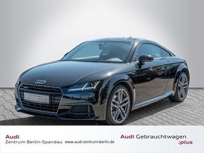 usado Audi TT Coupé 2.0 TFSI quattro S line S tronic *NAVIplus*