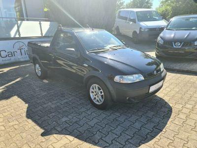 gebraucht Fiat Strada 1.9 JTD *LKW Zulassung*