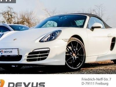 gebraucht Porsche Boxster 2.7 PDK Bi-Xenon Navi Klimaauto PDC PCM
