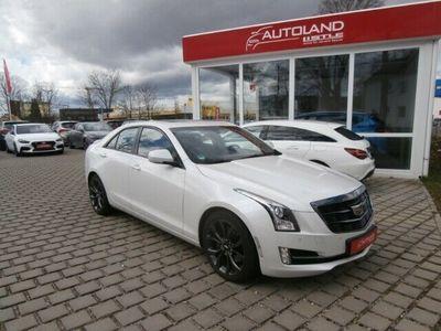 gebraucht Cadillac ATS Luxury 2.0 Turbo Leder Navi Keyless e-Sitze Parklenkass. Rückfahrkam. PDCv+h LED-Tagfahrlicht