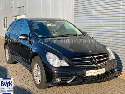 gebraucht Mercedes R300 R 300CDI AMG Leder Navi Xenon PDC