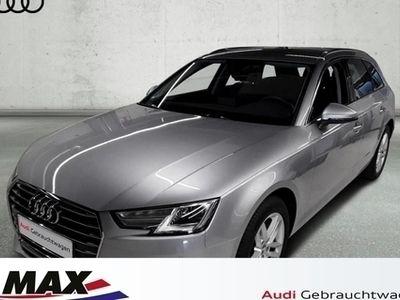 gebraucht Audi A4 Avant Design 2.0 TDI Xenon Navi SHZ PDC AHK PreSense Keyless Bremsass