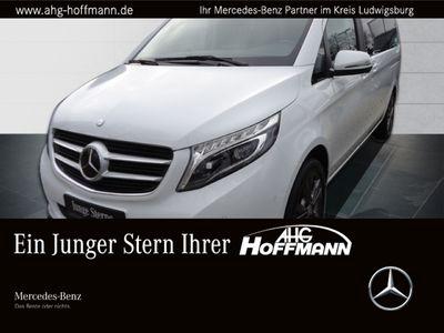 gebraucht Mercedes V220 d ED L 4M Pano+LED+Comand+SpurP+EasyP+Dist