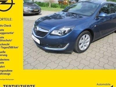 used Opel Insignia 1.6 CDTI Sport Euro6 ON Styling/DPF/BC