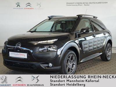 gebraucht Citroën C4 Cactus Shine BlueHDI 100 S&S *Navi* *Klimaaut