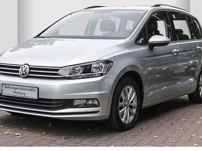 gebraucht VW Touran 1.4 TSI DSG Comfortline LM Klima Navi