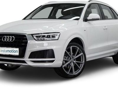 gebraucht Audi Q3 Q31.4 TFSI S LINE LED LM20 KEYLESS