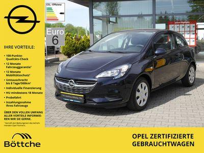 gebraucht Opel Corsa 1.4 Edition USB PDC SHZ INTELLILINK EU6