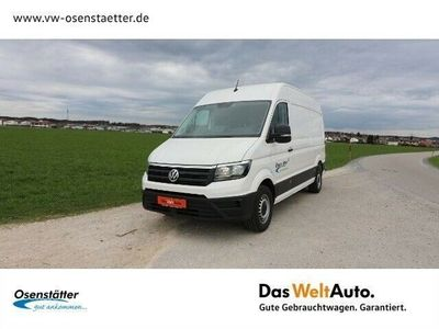 gebraucht VW Crafter 35 2,0 TDI Hochraum-Kasten / Klima