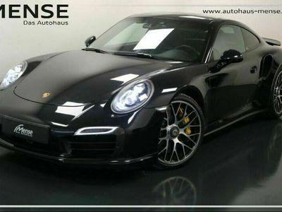 gebraucht Porsche 911 Turbo S 3.8 Pano BOSE HomeLink Sitzhzg