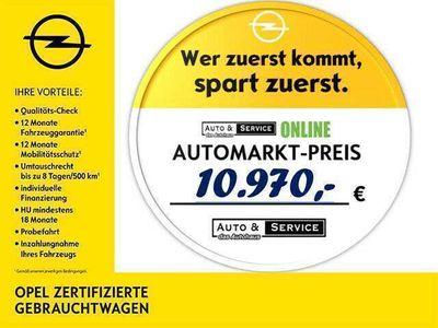 """gebraucht Opel Adam Rocks 1.4 Easytronic *Stoff-Dach *SHZ *17"""""""