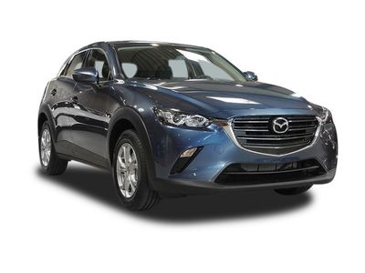 gebraucht Mazda CX-3 SKYACTIV-G 121 FWD 5T 6GS AL-CENTER NAV