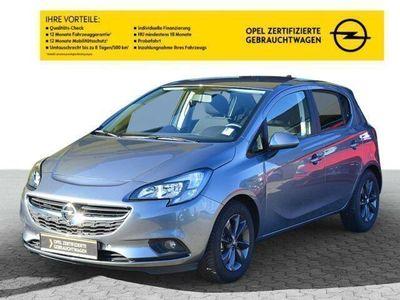 gebraucht Opel Corsa E 1.4 66kW 120 Jahre, RFK,, Gebrauchtwagen, bei Autohaus Maluche GmbH