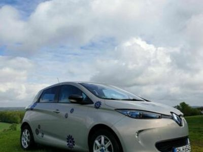 gebraucht Renault Zoe 22kwh ZE, Klima, Navi, RF-Kame...