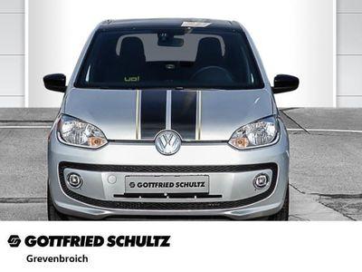gebraucht VW up! 1.0 - Klima,Schiebedach,Sitzheizung,Alu,Servo,