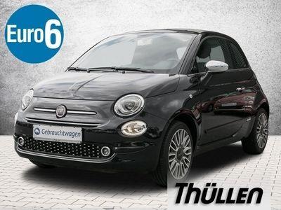 gebraucht Fiat 500 1.2L Lounge Klima Radio